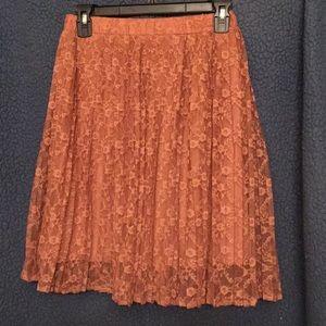Dresses & Skirts - Pleated A line Skirt